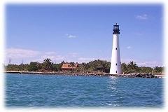 Key Biscayne Cape Florida Lighthouse