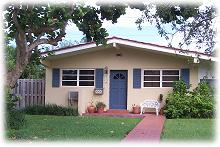 Original home built in 1950's by Mackle                           Brothers, Key Biscayne real estate