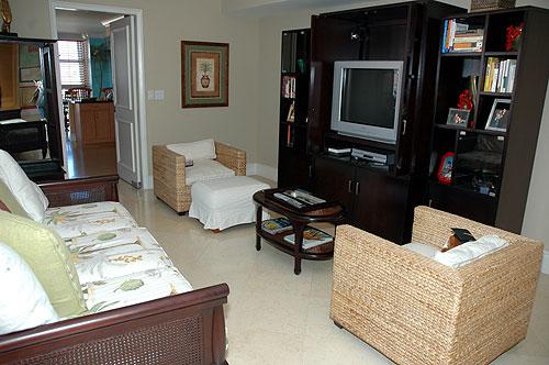 Ocean Club Key Biscayne Seasonal Vacation Condominium Key