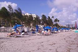 Four star resort, Key Biscayne